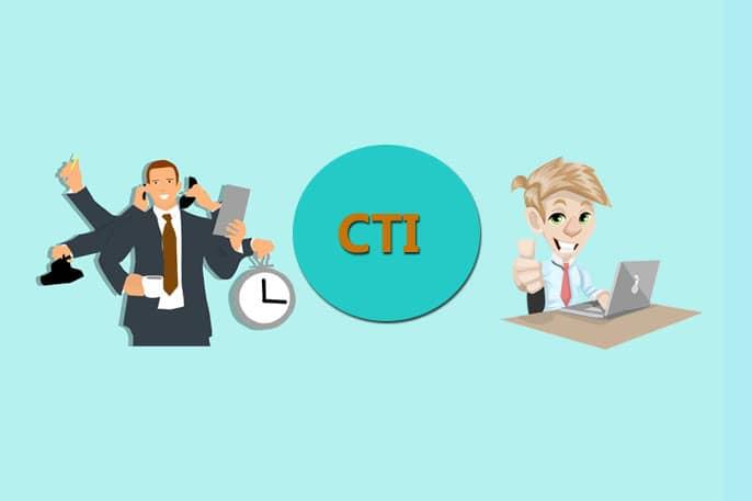 CTI en los call center y cntact center